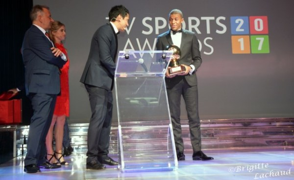 TV SPORTS AWARDS 2017 - MONACO