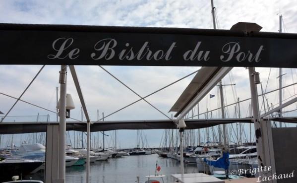 "LE BISTROT DU PORT - ""LE BISTROT MARIN DES FRÈRES ALLINEI »"