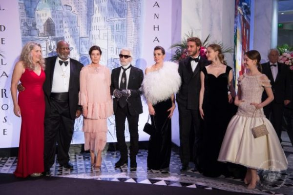 BAL DE LA ROSE 2018 - MANHATTAN A MONACO