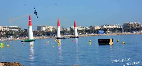 RED BULL AIR RACE LA FINALE DANS LA BAIE DE CANNES