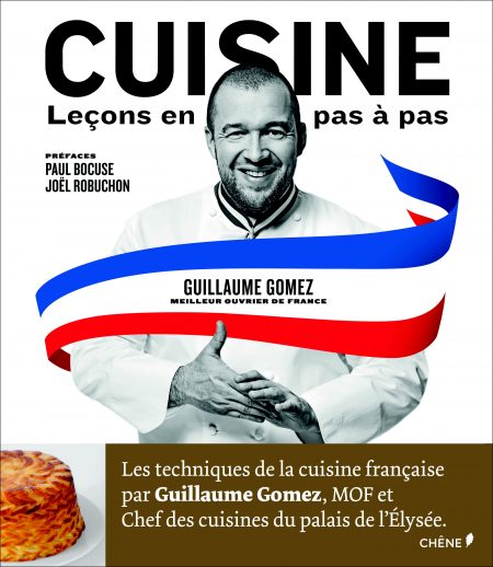"GUILLAUME GOMEZ SACRÉ ""GOURMAND AWARDS"" EN CHINE"