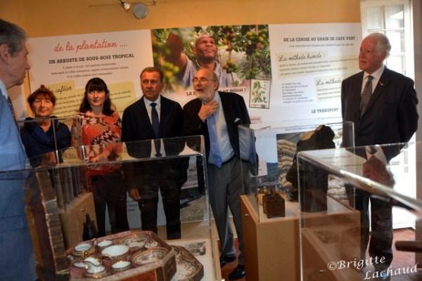 """MUSÉE ESCOFFIER - EXPOSITION """"SAVEURS CAFÉ"""""""