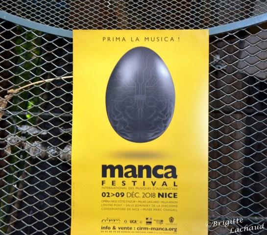 FESTIVAL MANCA NICE 2018 - PRIMA LA MUSICA !