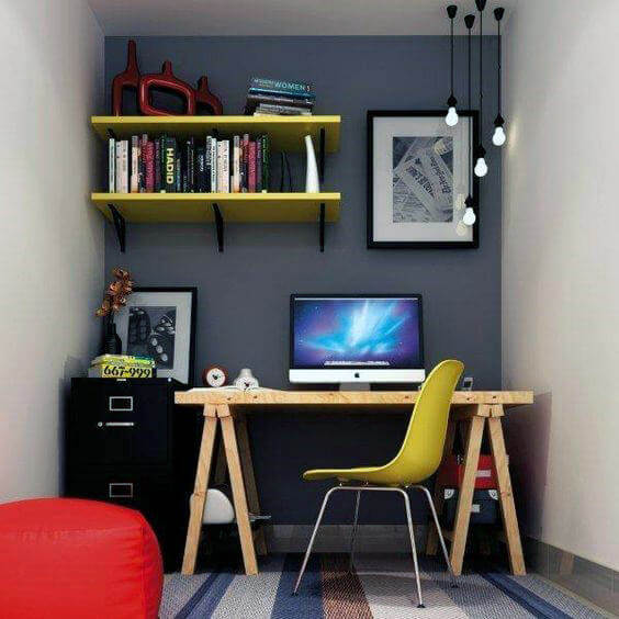 Brilliant small home office design ideas