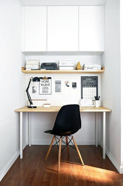 Terrific small home office space ideas