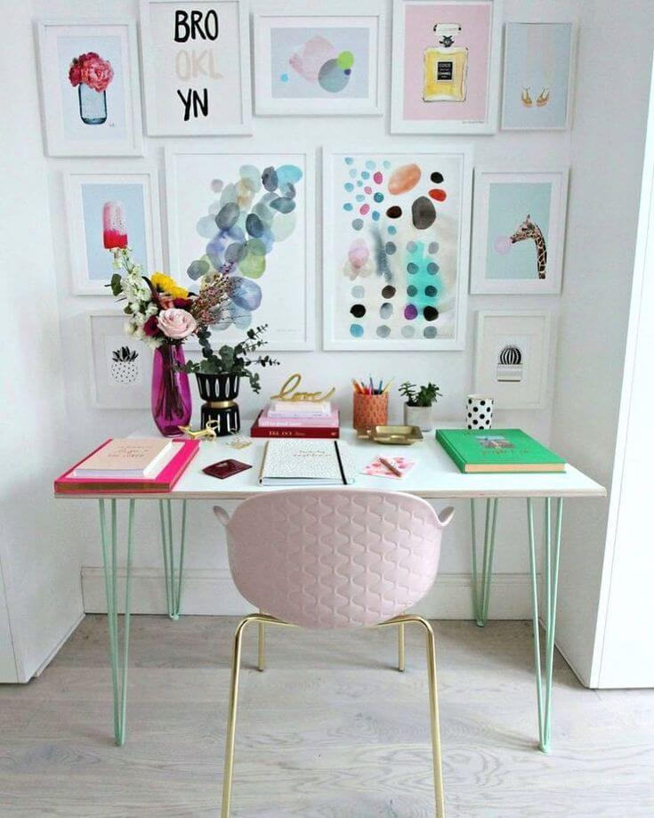 Remarkable cool small home office ideas
