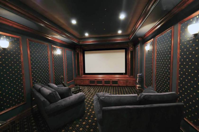 Mesmerizing Home Theater-home renovation_Ramsey County, MN