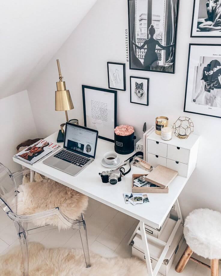 Life-changing office layout ideas for small home office