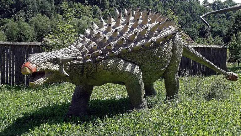 Dinosaur Names - AnkylosaurusDinosaur Names - Ankylosaurus
