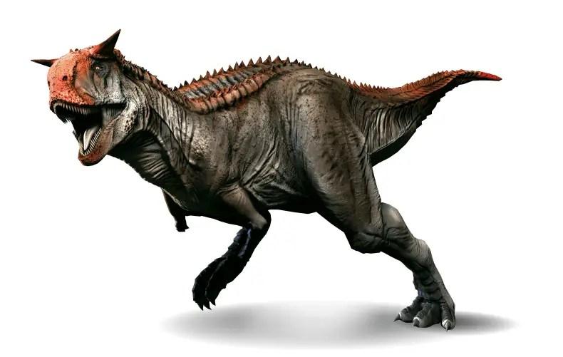 Dinosaur Names - Carnotaurus