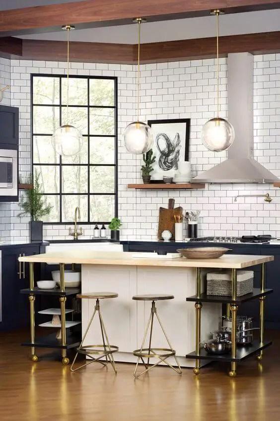 Effortless large kitchen designs #kitchen #kitchenisland #kitchendesign #kitchenideas