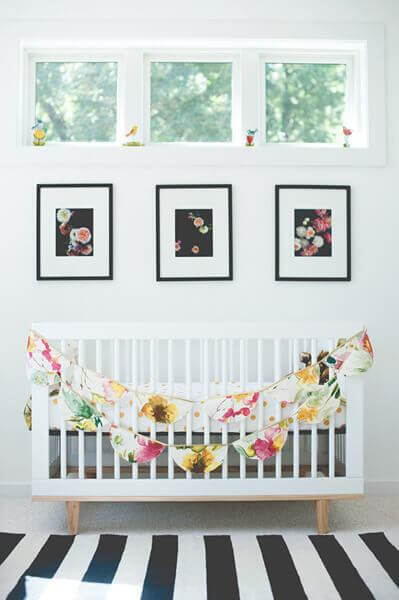 baby girl nursery ideas not pink