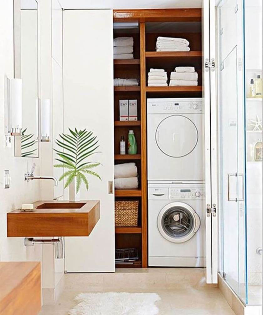 Unforgettable very small laundry room ideas