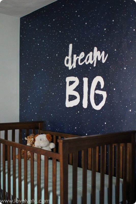 Unique baby boy nursery theme ideas