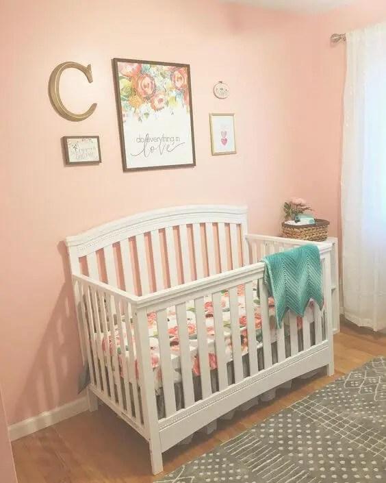 50 Inspiring Nursery Ideas for Your Baby Girl - Cute Designs ...