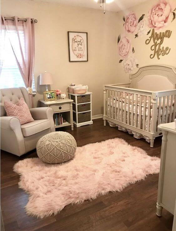 Best 25 Babies Rooms Ideas On Pinterest: 50 Inspiring Nursery Ideas For Your Baby Girl