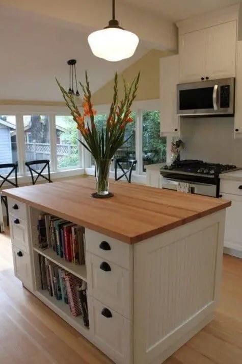 IKEA Kitchen Island Design