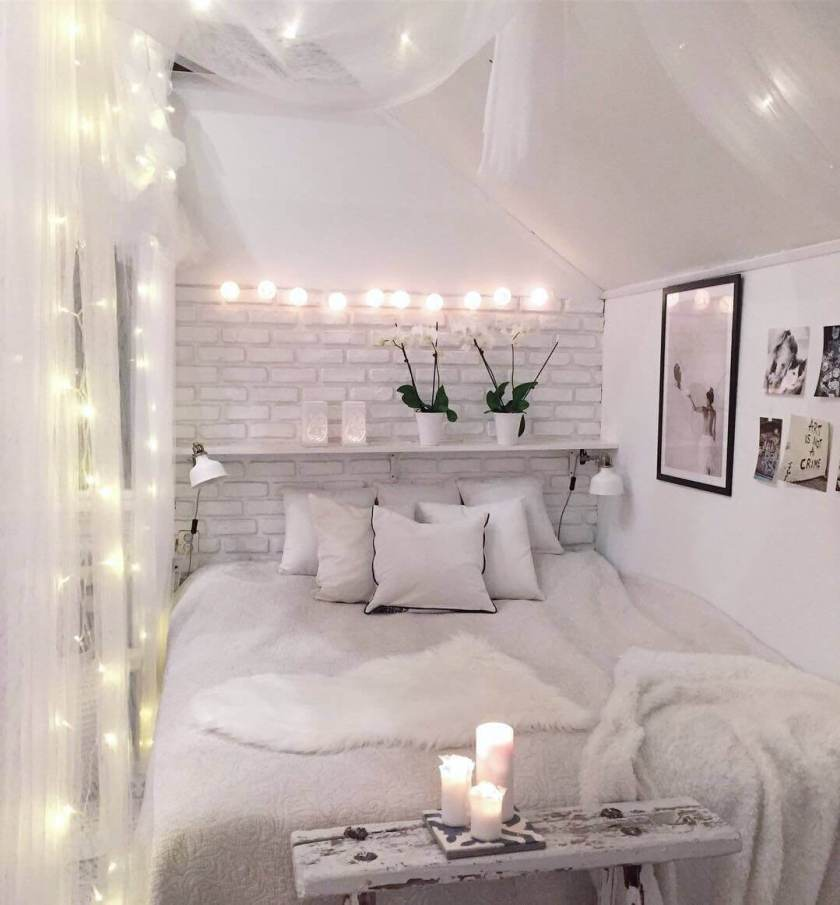 40 Small Bedroom Ideas That Are Look Stylishly Space Saving Awesome Bedroom Ides