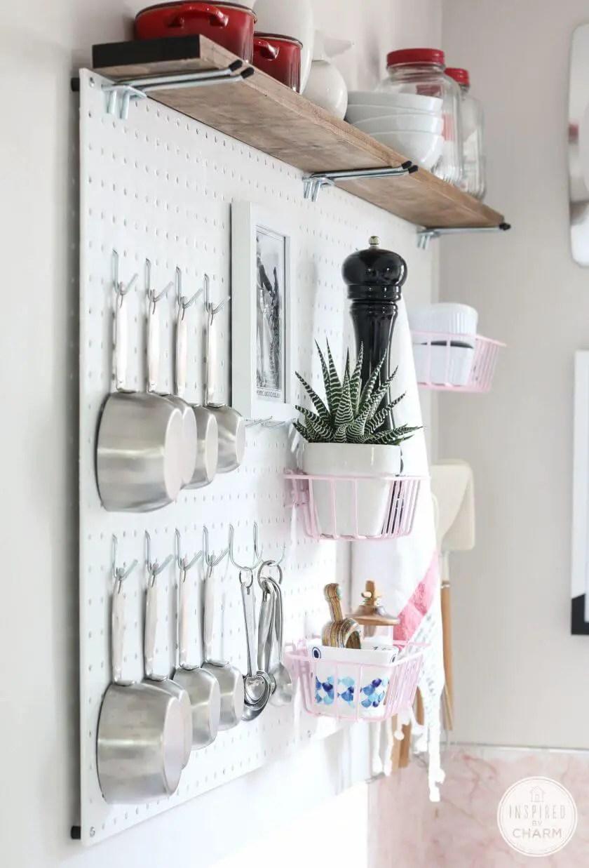 Fantastic ideas for kitchen pantry organization