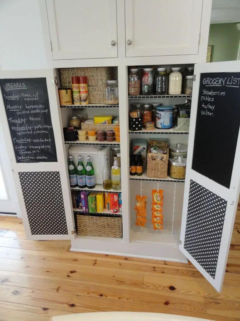 Terrific kitchen pantry ideas