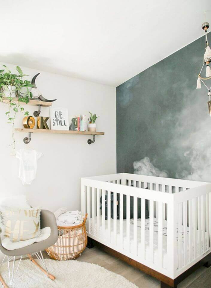 Amazing baby boy nursery ideas on a budget
