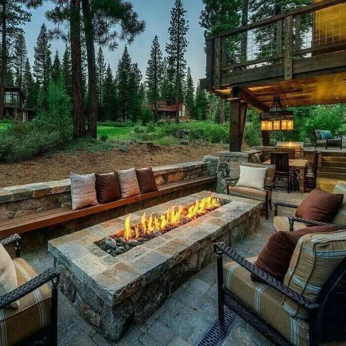 Unbelievable backyard patio ideas with concrete