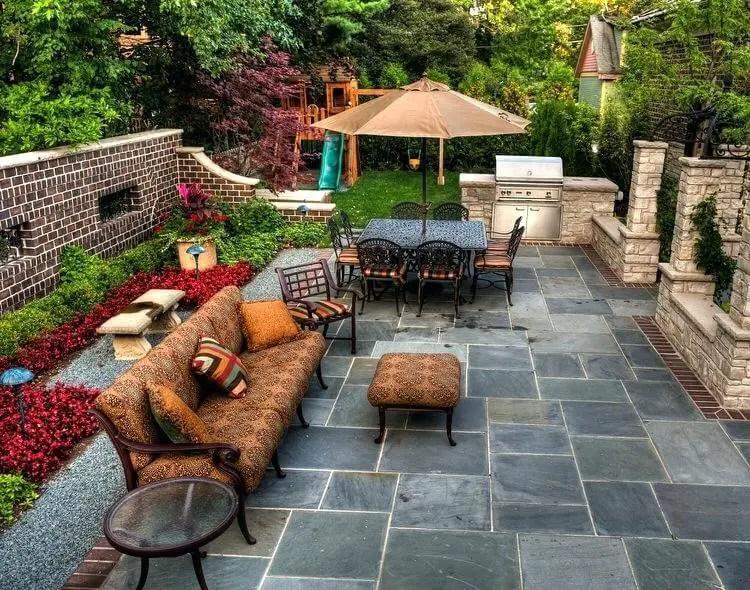Terrific backyard design ideas relaxing oasis