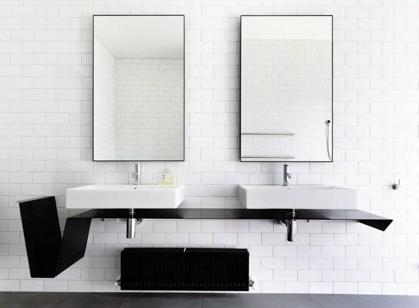 The Couple bathroom mirror ideas