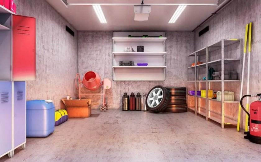 garaga storage ideas
