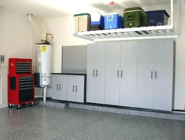 maximizing space garage storage ideas