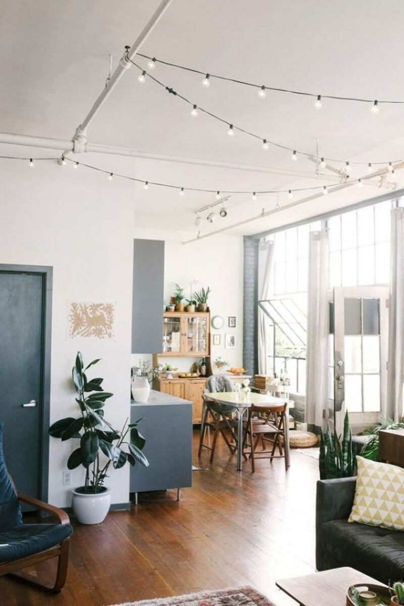 lighting ideas without ceiling light