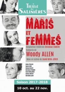 MARIS ET FEMMES @ Théâtre des saliniéres   Bordeaux   Nouvelle-Aquitaine   France