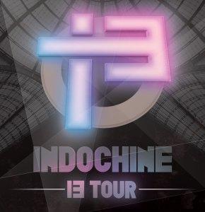 INDOCHINE @ Bordeaux Métropole Arena | Floirac | Nouvelle-Aquitaine | France