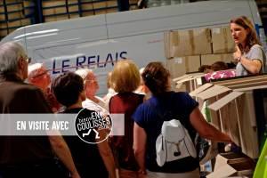 Visite: Le Relais, la seconde vie de vos vêtements @ Le Relais Gironde | Bordeaux | Nouvelle-Aquitaine | France