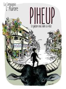 Piheup, le garçon seul dans la ville @ Espace Culturel La Forge | Portets | Nouvelle-Aquitaine | France