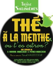 THÉ A LA MENTHE, OU T'ES CITRON ? @ Théâtre des Salinières | Bordeaux | Nouvelle-Aquitaine | France