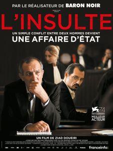 Séance Clins d'Oeil // L'Insulte @ Cinéma Jean Renoir | Eysines | Nouvelle-Aquitaine | France