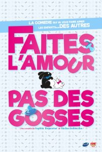 FAITES L'AMOUR PAS DES GOSSES @ THEATRE VICTOIRE | Bordeaux | Nouvelle-Aquitaine | France