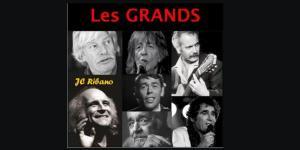 JC RIBANO chante LES GRANDS @ L'INOX | Bordeaux | Nouvelle-Aquitaine | France