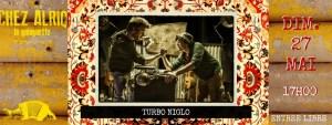 Turbo Niglo (Swing manouche) + Dj set @ La Guinguette Chez Alriq | Bordeaux | Nouvelle-Aquitaine | France