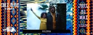 Kolinga (Afro-Folk/fr) @ La Guinguette Chez Alriq | Bordeaux | Nouvelle-Aquitaine | France