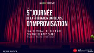 Journée de la FBI #5 @ Salle Agora du Haut-Carré - Université de Bordeaux | Talence | Nouvelle-Aquitaine | France