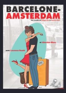 Barcelone-Amsterdam @ La Grande Poste | Bordeaux | Nouvelle-Aquitaine | France