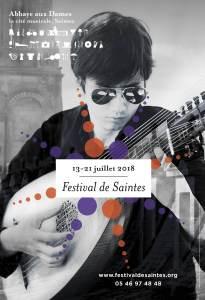 Festival de Saintes 2018 @ Abbaye aux Dames | Saintes | Nouvelle-Aquitaine | France