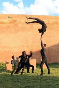Les Vertigineuses (Cirque / Musique du Monde) @ Lac de La Blanche | Ambarès-et-Lagrave | Nouvelle-Aquitaine | France