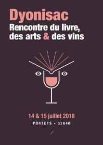 Dyonisac Rencontre du livre, des arts et des vins @ Portets | Portets | Nouvelle-Aquitaine | France
