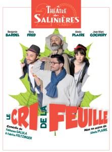 LE CRI DE LA FEUILLE @ Théâtre des Salinières   Bordeaux   Nouvelle-Aquitaine   France