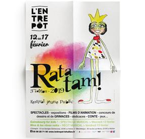 Ratatam ! Festival jeune public @ L'Entrepôt | Le Haillan | Nouvelle-Aquitaine | France