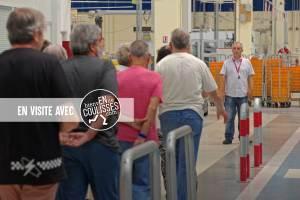 Visite: La Poste et sa plateforme de tri du courrier ultramoderne @ Plateforme Industrielle du Courrier de La Poste à Cestas | Cestas | Nouvelle-Aquitaine | France