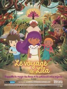 Ciné-Atelier // Le Voyage de Lila @ Centre Culturel Biganos | Biganos | Nouvelle-Aquitaine | France